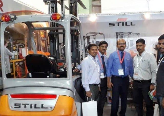 LOGMAT Exhibition at CHENNAI (22-23-24 June, 2017) – STALL no. L-31