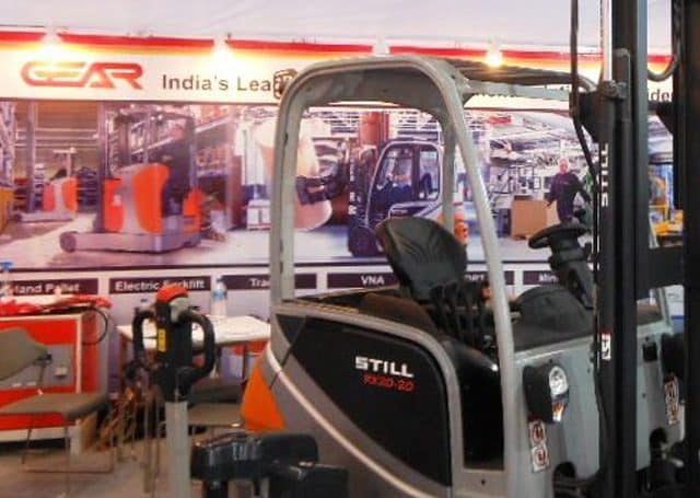 INDIA WAREHOUSING SHOW 2017 (27-28-29 July, 2017) – STALL no. E-20